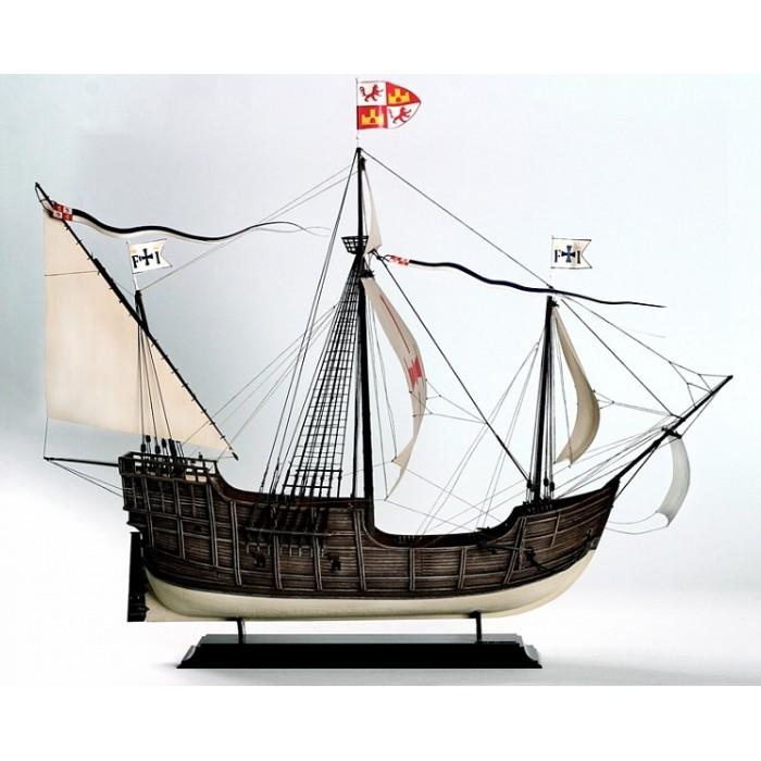 """Сборная модель для склеивания корабль """"Санта Мария"""""""