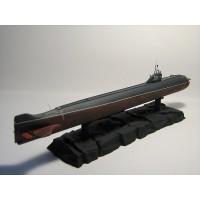 """Сборная модель для склеивания подводная лодка """"К-3"""""""