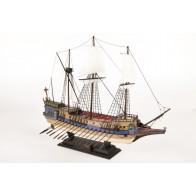 """Сборная модель для склеивания корабль """"Галеон"""""""