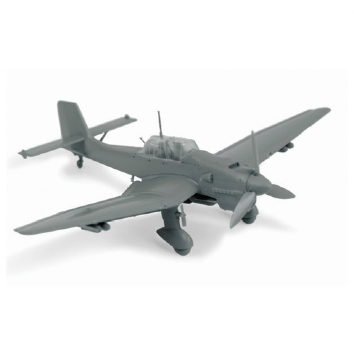 Збірна модель німецький бомбардувальник Юнкерс JU-87B2