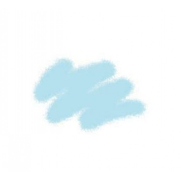 """Краска для моделей """"светло-голубая"""""""