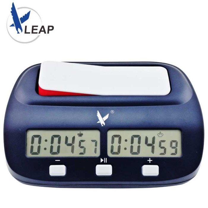 Шахматные часы LEAP KK9908 (Fide Approved)