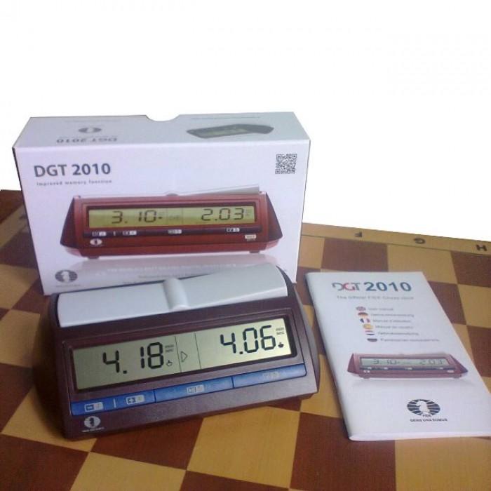 Шахматные часы DGT 2010