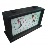 Шахматные часы механические Insa i-0003 (тёмные)