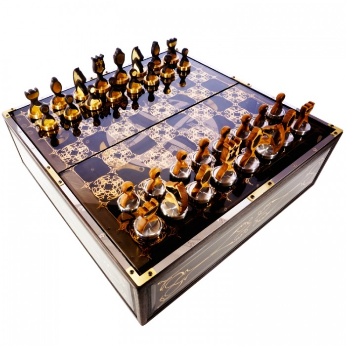 Шахматы vip-класса Разводной мост (DrawBridge)
