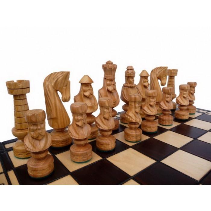 Шахматы Цезарь большие / Cezar duzy с-102