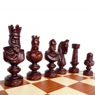 Шахматы Цезарь малые Эксклюзив / Cezar maly exclusive с-103f Madon