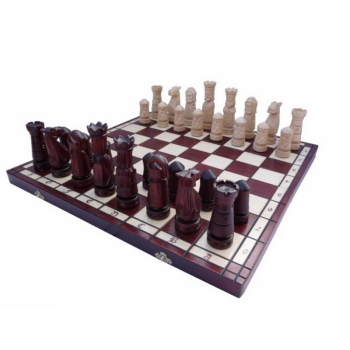 Шахматы Замковые малые / Zamkowe male c-106d Madon