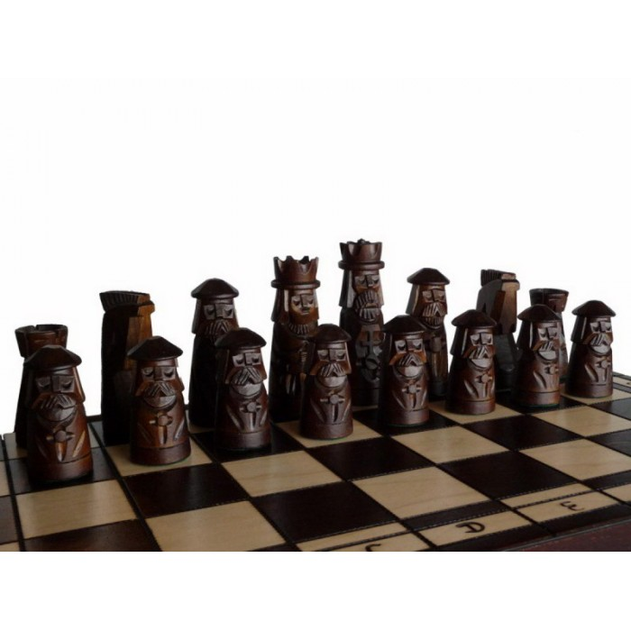Шахматы Муминек / Muminek с-124