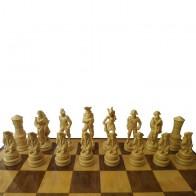 Шахматы ручной роботы Пираты Карибского моря (55х55см) NS-SH11
