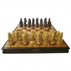 Шахи ручної роботи Лицарі (55х55см) NS-SH7