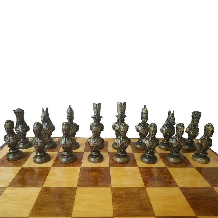 Шахматы ручной роботы Египет (55х55см) NS-SH9