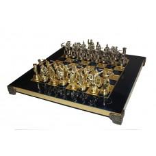 Шахи ексклюзивні Manopoulos, Лучники (44х44см) S10BLU