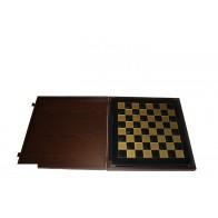 Шахматы эксклюзивные Manopoulos, Лучники (44х44см) S10BLU