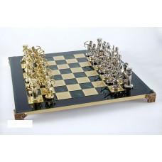 Шахматы эксклюзивные Manopoulos, Лучники (44х44см) S10GRE