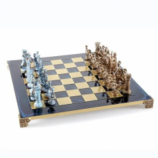 Шахи ексклюзивні Manopoulos, Греко-римські (44х44см) S11BBLU
