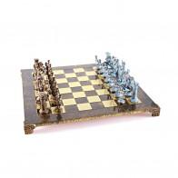 Шахматы эксклюзивные Manopoulos, Греко-римские (44х44см) S11BBRO