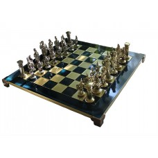 Шахматы эксклюзивные Manopoulos, Греко-римские (44х44см) S11BLU