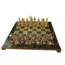 Шахматы эксклюзивные Manopoulos, Греко-римские (44х44см) S11BRO