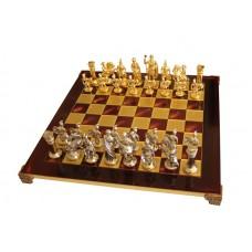 Шахи ексклюзивні Manopoulos, Греко-римські (44х44см) S11RED