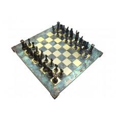 Шахматы эксклюзивные Manopoulos, Греко-римские (44х44см) S11TIR