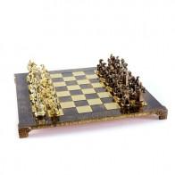 Шахматы эксклюзивные Manopoulos, Мушкетеры (44х44см) S12CBRO