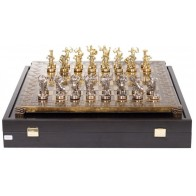 Шахи ексклюзивні Manopoulos, Битва Титанів (36х36см) S18MBRO