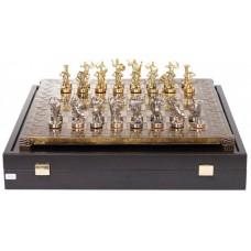 Шахматы эксклюзивные Manopoulos, Битва Титанов (36х36см) S18MBRO