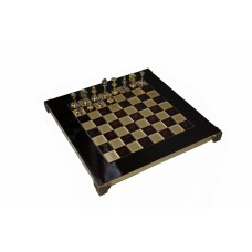 Шахматы эксклюзивные Manopoulos, (28х28см) S32RED