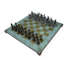 Шахматы эксклюзивные Manopoulos, Греческая мифология (36х36см) S4TIR