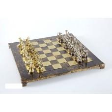 Шахматы эксклюзивные Manopoulos, Геркулес (36х36см) S5BRO