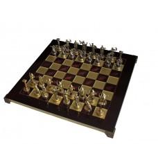 Шахматы эксклюзивные Manopoulos, Геркулес (36х36см) S5RED