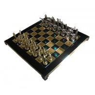 Шахи ексклюзивні Manopoulos, Геркулес і напівбоги Олімпу (36х36см) S7GRE