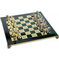 Шахматы эксклюзивные Manopoulos, Минойский воин (36х36см) S8GRE