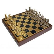 Шахи ексклюзивні Manopoulos, Троянська війна (48х48см) SK19BLU