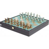 Шахматы эксклюзивные Manopoulos, Архаичный период (34Х34см) SK24BTIR