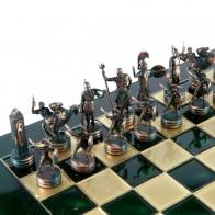 Шахматы эксклюзивные Manopoulos, Греческая мифология (34х34см) SK4AGRE