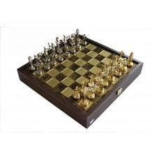 Шахматы эксклюзивные Manopoulos, Греческая мифология (34х34см) SK4BRO