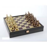 Шахи ексклюзивні Manopoulos, Грецька міфологія (34х34см) SK4CRED