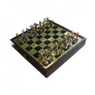 Шахи ексклюзивні Manopoulos, Геркулес (36х36см) SK5BLU