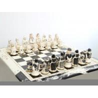 Шахматы фарфор Вечера на хуторе близ Диканьки