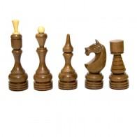 Комплект 3 в 1 (шахматы, шашки и нарды) Бокс белый. Ручная робота
