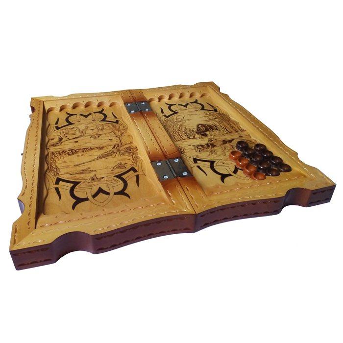 Шахматы + нарды + шашки ручной роботы rr-000h01