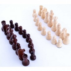 Шахматные фигуры Стаунтон (Staunton) 4405