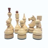 Шахові фігури ручної роботи D30