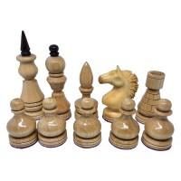 Шахматные фигуры ручной роботы D34T (темная тонировка)