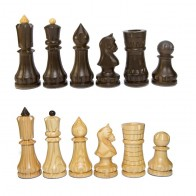 Шахматные фигуры резные D40