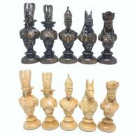 Шахові фігури дерев'яні Єгипет