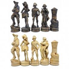 Шахові фігури дерев'яні Пірати Карибського моря
