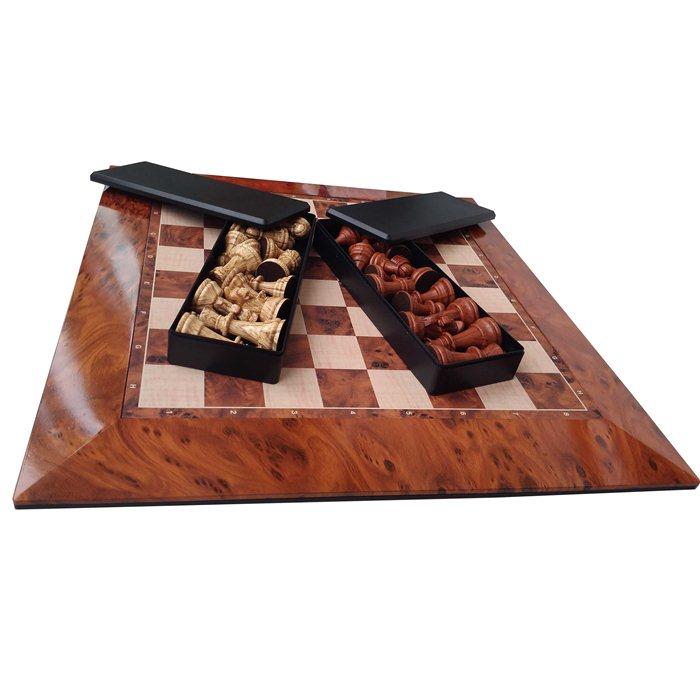 Шахматы магнитные N2806
